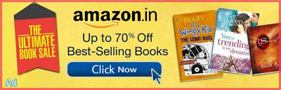 Best selling book's